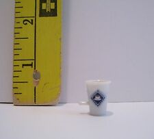 MATTEL BARBIE DOLL RARE CUP OF GOURMET COFFEE FITS IN HOLE IN RING FINGER