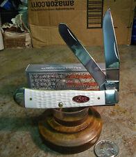Couteau Case Trapper Sparxx  lames Acier Vanadium 6254SS pattern USA CA60182