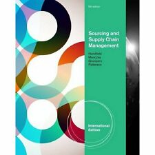 Sourcing and Supply Chain Management 5th ed. International