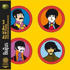 THE BEATLES - Yellow Submarine Sessions 1966-1969 (mini LP/CD) outtakes rarities