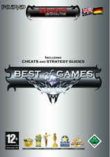 --  BEST OF GAMES - STRATEGY  --    6 Top-Games  -  NEU  -  XP