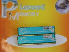 G.Skill 4GB (2X2GB) DDR2 PC2-8500 1066MHz NON ECC LOW DENSITY F2-8500CL5D-4GBPK