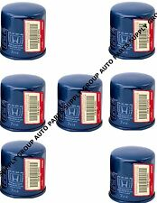 7  GENUINE HONDA OIL FILTER Original Equipment Part GENUINE ACURA OIL FILTER