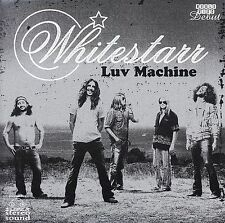 Whitestarr - Luv Machine  (CD, May-2006, Contango) METAL ROCK