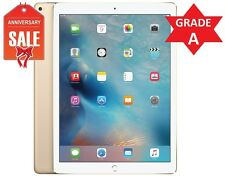 Apple iPad Pro 128GB, Wi-Fi + AT&T Cellular (Unlocked), 12.9in - Gold (R)