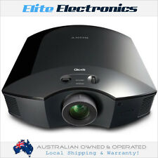 SONY VPL-HW45ES FULL HD 1080P 3D SXRD HOME CINEMA PROJECTOR 120000:1 BLACK