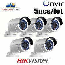 5pcs/lot Hikvision DS-2CD2035-I 3MP IR Waterproof Security POE IP cctv Camera
