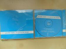 Jennifer Lopez/I'm gonna be alright 2002 2 Track Promo/CD