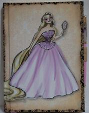 Disney Store Tangled Rapunzel Fairytale Designer Journal