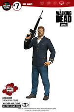 "THE Walking Dead COLORE TOP ROSSO Abraham FORD 7"" figure McFarlane PREORDER"