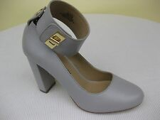 Julianne Hough for Sole Society Womens Shoes NEW $90 Kasia Grey Pump 7 M