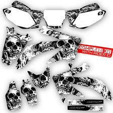 2006 2007 HONDA CRF 250R DIRT BIKE GRAPHICS KIT CRF250R  DECO MX DECALS