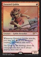 MTG MAGIC 1x TRASGO FRENETICO / FRENZIED GOBLIN PROMO FOIL  ESPAÑOL SPANISH