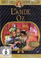 DVD NEU/OVP - Im Lande Oz - Shirley Temple Storybook Collection