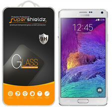 2X Supershieldz Tempered Glass Screen Protector Shield For Samsung Galaxy Note 4