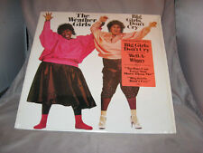 The Weather Girls - Big Girls Don't Cry