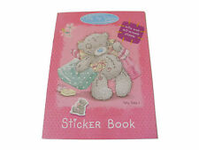 CHILDRENS KIDS ME TO YOU STICKER BOOK PAD WITH OVER 40 REUSABLE STICKERS - NEW