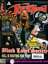 ROCK HARD N°10/2006 BLACK LABEL SOCIETY CRADLE OF FILTH DREAM THEATER RHAPSODY
