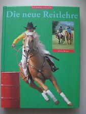 Die neue Reitlehre 1995 Reiten Pferde Pflege Haltung Ausrüstung Zubehör Turnier