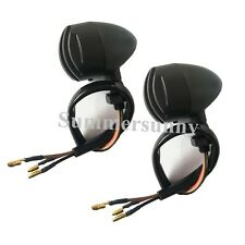 Motorcycle Bullet Tail Turn Signals Lights Lamp For Harley Sportster 1200 883 US