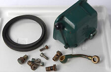 Volvo Penta MD5-B Diesel Engine odd parts inc: Fan Belt - fuel line parts - Rock