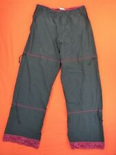 PILOU DES PARTANTS lot 2 Pantalons Taille 42 FR - Hyper stretch - kaki - noir
