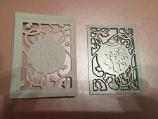 TONIC STUDIOS CHRISTMAS BAUBLE INSERT CUTTING AND EMBOSSING DIE LOT 4