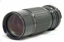 Sigma Zoom-K Multi-Coated 100-200mm F/4.5 Telephoto Lens SN797823 for Nikon F