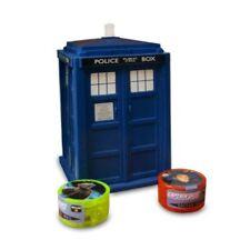 """DOCTOR WHO 4"""" TARDIS AVEC PUISSANCE ROLLERS JEU ET CHECKLIST …"""