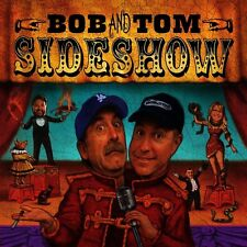 Bob and Tom Sideshow or Side Show 2 CD set comedy