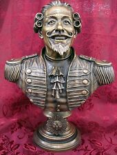 BARON MUNCHAUSEN (1988) John Neville BRONZE BUST Terry Gilliam BILL BASSO Ltd #1