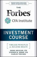 The ForbesCFA Institute Investment Course: Timeless Principles for Bui-ExLibrary