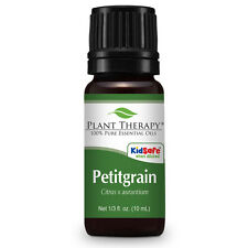 Petitgrain Essential Oil. 10 ml (1/3 oz). 100% Pure Undiluted, Therapeutic Grade