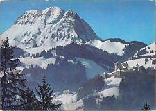 BT4632 La Gruyere le chateau de gruyere et le moleson Switzerland