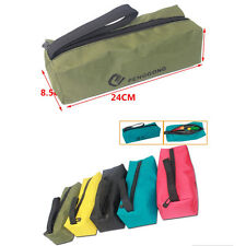 1x Multifunctional Storage Tools Bag Utility Bag Oxford for Small Metal Part Bag