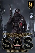 DID MA1005 British Special Air Service (SAS) Black Ops Team - Sean 1/6 INSTOCK