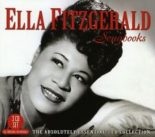 Ella Fitzgerald - Songbooks-The Absolutely Essential 3CD Collection [New CD] UK
