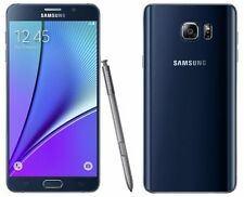Samsung Galaxy Note 5 N920A GSM NETWORK UNLOCKED 64GB BLACK AT&T
