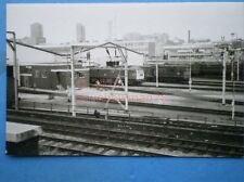 PHOTO  ELECTRIC LOCO 86011 & 08740 AT BIRMINGHAM 14/8/74