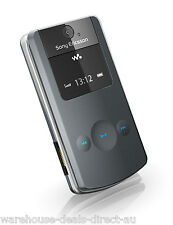 Sony Ericsson Walkman W508 - Black Unlocked 12 Mnths Aust Warranty Full Package