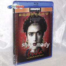 FRIDA 1 Blu-ray Región A, B, C, Audio ESPAÑOL LATINO