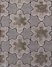 By the Yard Mokum Upholstery Fabric Etoile Star Velvet Twilight 8710-603 NO1