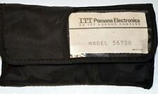 Pomona 5673B Electrical DMM Test Lead Kit - Fits most Hand Held Meters