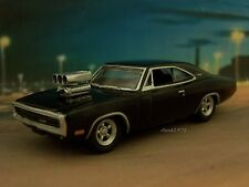 FAST AND FURIOUS 1970 70 DODGE CHARGER 1/64 SCALE COLLECTIBLE MODEL - DIORAMA