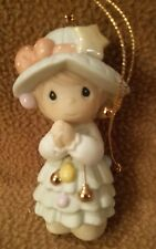 "Precious Moments Ornament  2001 ""You Decorate My Life"" #881147"