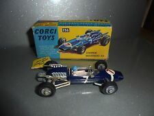 Corgi Toys No. 156, Cooper Maserati F/1 Racing Car Superb Mint boxed