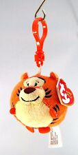 TY Mini TIGGER Beanie BALLZ Disney Key Chain Clip /Backpack /Ornament Plush NWT!