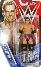 WWE ZACK RYDER MATTEL BASIC SERIES 61 WRESTLING ACTION FIGURE WRESTLEMANIA 32