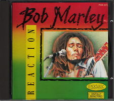BOB MARLEY - REACTION - CD, go tell it on the mountain, it's alright ........ b5