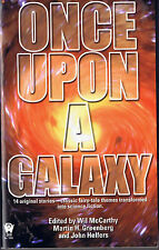 Once Upon a Galaxy (Edited) by Wil McCarthy (2002, Paperback, 1st Printing, Daw)